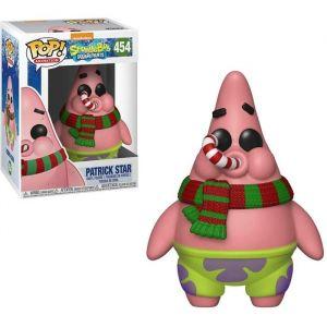 Funko Figurine POP! #454 - Bob l'éponge - Patrick (Noël)