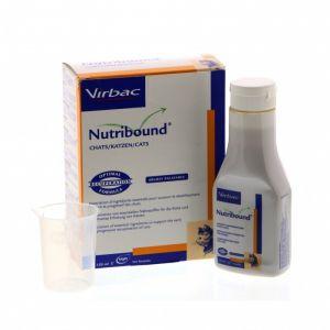 Virbac Complément alimentaire Nutribound pour chat 3 x 150 ml