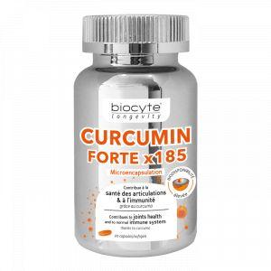 Biocyte LONGEVITY Curcumin Forte x185 - 90 capsules