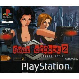 Fear Effect 2 : Retro Helix [PSone]