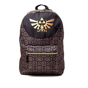 Nintendo Sacs - The Legend of Zelda sac à dos Allover Print--Difuzed
