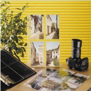 Panodia 10 feuillets de classement pour tirage photos (10x15 cm)