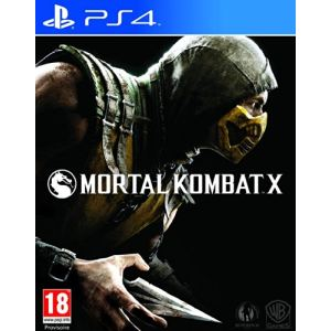 Mortal Kombat X sur PS4