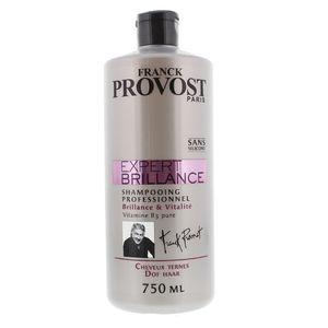 Franck Provost Expert Brillance Shampooing professionnel brillance et vitalité
