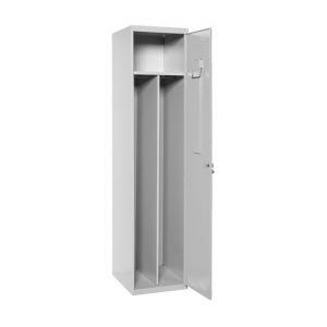 Simon Rack Armoire métallique une porte + étagère SIMONLOCKER SINGLE DIVISOR PRO 400 INIT. - 1800 x 400 x 500 mm - 90233D1140 - Simonrack