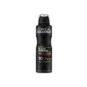 L'Oréal Men Expert Black Mineral Ultra-Absorbant 48H Atomiseur