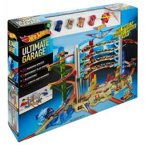 Mattel Hot Wheels Ultimate Mega Garage