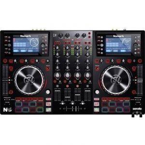 Numark NVII - Surface de Contrôle MIDI DJ