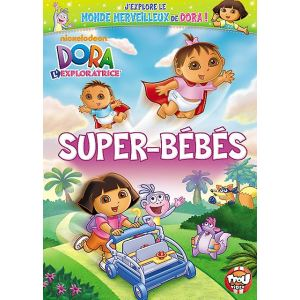 Dora l'exploratrice - Volume 16 : Supers Bébés