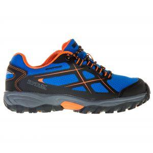 Regatta Chaussures Kota Low - Oxford Blue / Orange Fizz - Taille EU 30