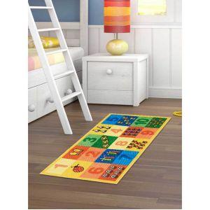 Unamourdetapis Tapis SPHINX NUMERI Multicolore 57 x 100 cm Tapis Enfants Plusieurs dimensions et couleurs disponibles