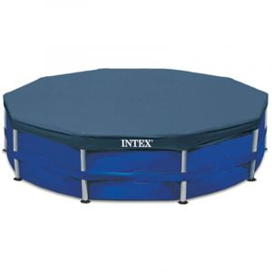 Intex Couverture de piscine ronde 305 cm 28030