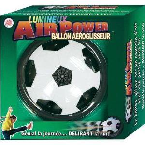 Ballon aéroglisseur Air Power Lumineux