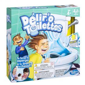 Hasbro Delir'o Toilettes