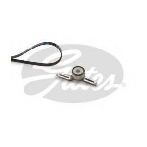Gates Kit de courroies d'accessoires K015PK1255