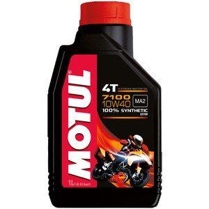 Motul Huile moteur 4T 7100 10W40 1L
