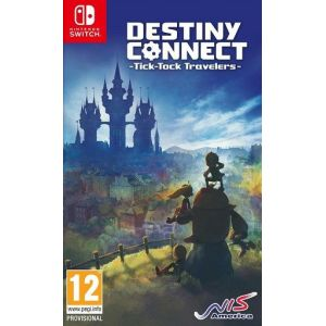 Destiny Connect - Tick-Tock Travellers : Time Capsule Edition [Switch]