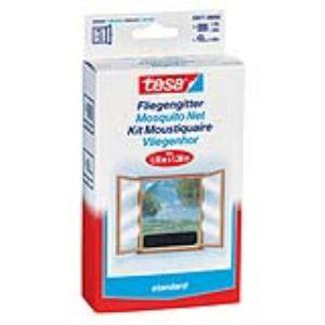 Tesa Moustiquaire standard Insect Stop pour fenêtre (130 x 150 cm)