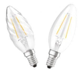 Osram Parathom Retrofit Classic E14 B 2.1W 827 Filament | Substitut 25W
