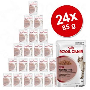 Royal Canin Bouchees chat instinctive 85g