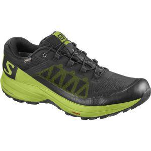 Salomon XA Elevate GTX Bk/lime green/bk Chaussures de trail