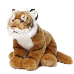 WWF Peluche Tigre sauvage 40 cm