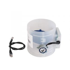 Renson Bouche d'extraction WC - Ø 80 mm - Healthbox® Hygro