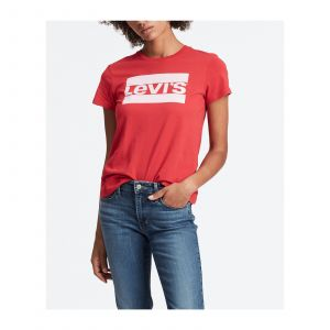 Levi's T-shirt logo THE PERFECT TEE Rouge - Taille L;M;S;XS