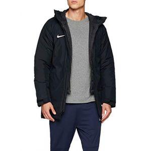 Nike Manteau d'Hiver Academy 18 - Noir/Blanc - Noir - Taille X-Large