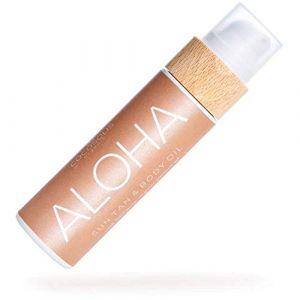 Cocosolis Aloha Sun Tan Body Oil - 110 ml