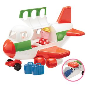 Giochi Preziosi Peppa Pig en vacances : l'avion de Peppa
