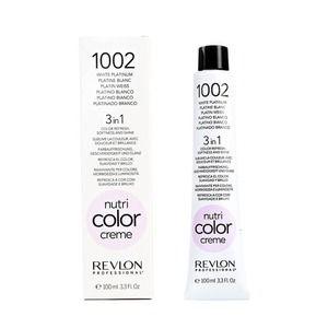 Revlon Nutri Color Creme 1002 Platine Blanc