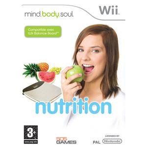 Mind, body & soul : nutrition [Wii]