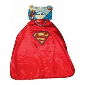 Rubie's Kit Cape + Serre-Tête Supergirl