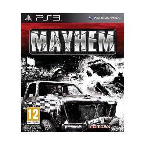 Mayhem : Destruction Derby [PS3]