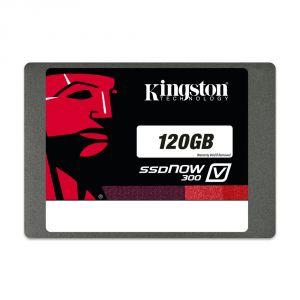 Image de Kingston SV300S37A/120G - Disque SSDNow V300 120 Go 2.5'' SATA III
