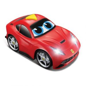 BB Junior Voiture enfant Ferrari F12 Berlinetta sons lumières 12 cm