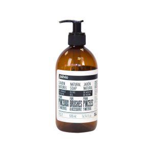 Pebeo Savon noir liquide pour pinceaux et matériel 500 ml