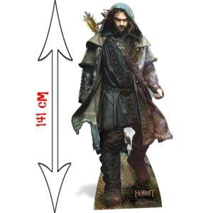 Figurine géante en carton Kili le Hobbit (141 cm)