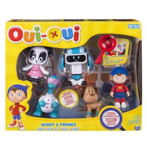 Spin Master Pack 5 figurines Oui Oui