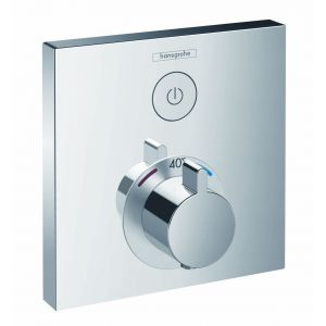 Hansgrohe Set de finition pour mitigeur thermostatique