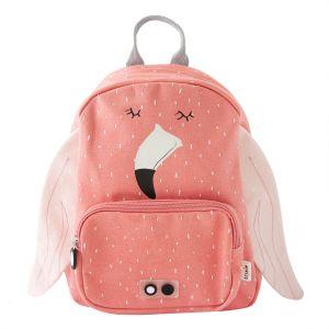 Trixie Sac à dos enfant Flamant rose Mrs. Flamingo