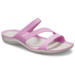 Crocs Sandales Swiftwater Sandal - Violet / Pearl White - EU 42-43