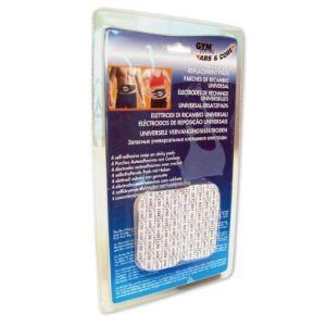 Gymform 4 électrodes pour ceinture Abs & Core