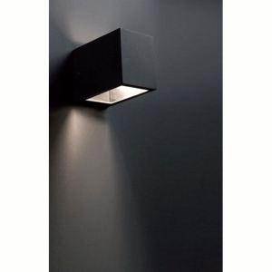 Faro 70802 - Applique extérieure Lacre en fonte d'aluminium