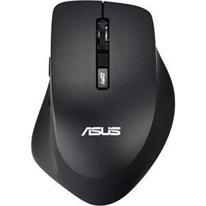 Asus WT425 - Souris optique sans fil 1600 dpi Clics silencieux