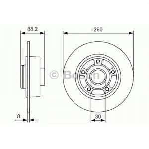 bosch 1 disque de frein avec roulement 986479761 comparer avec. Black Bedroom Furniture Sets. Home Design Ideas