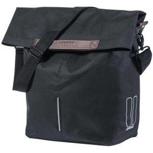 Basil City - Sac porte-bagages - 14-16l noir Sacs pour porte-bagages