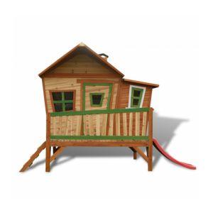 Axi Emma - Maisonnette en bois sur pilotis