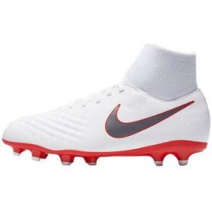 Nike Chaussures de foot enfant JR Obra 2 Academy DF FG blanc - Taille 36